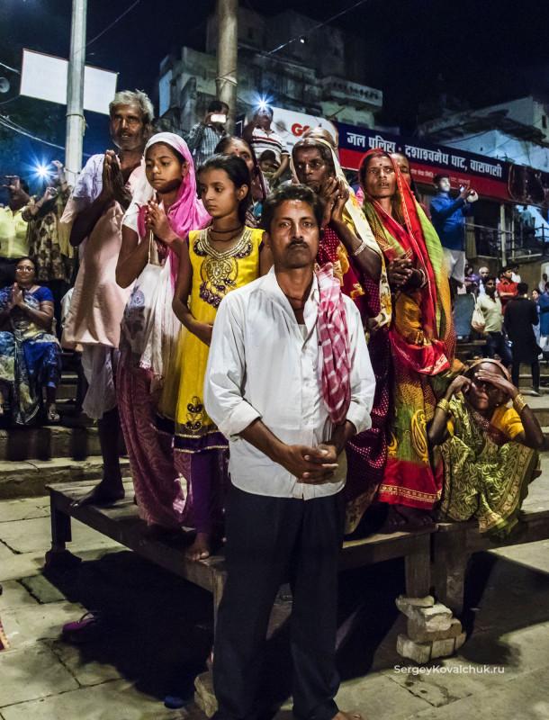 Варанаси, штат Уттар-Прадеш, Индия