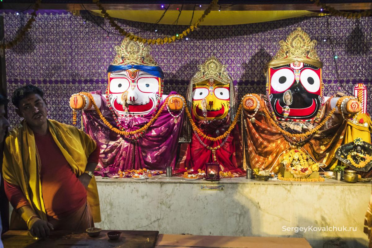 Бодх-Гая, штат Уттар-Прадеш, Индия
