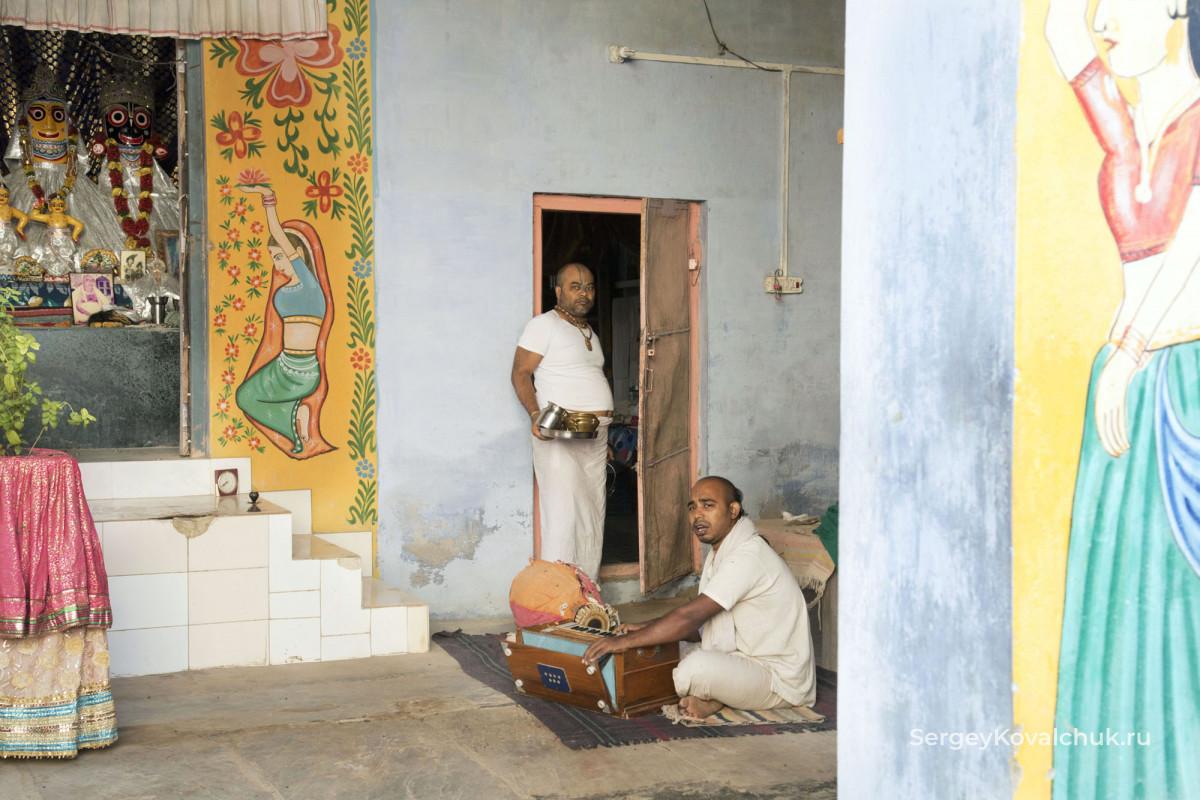 Вриндавана, штат Уттар-Прадеш, Индия