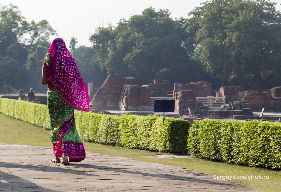 Сарнатх, штат Уттар-Прадеш, Индия
