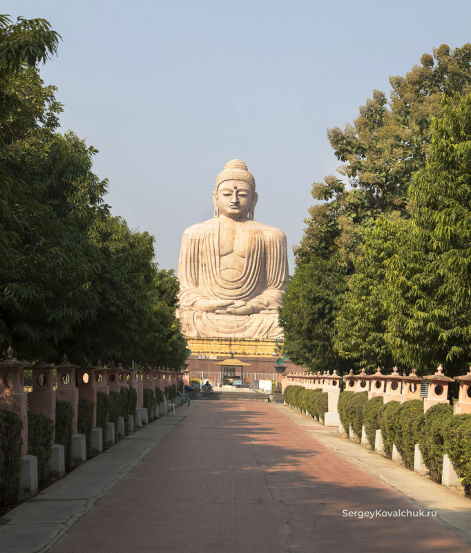 Бодхгая, штат Бихар, Индия