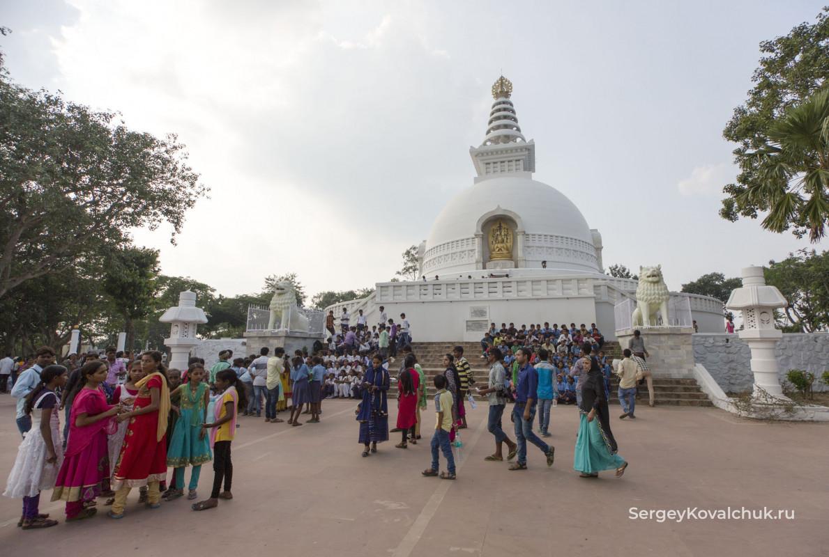 Раджгир, штат Бихар, Индия