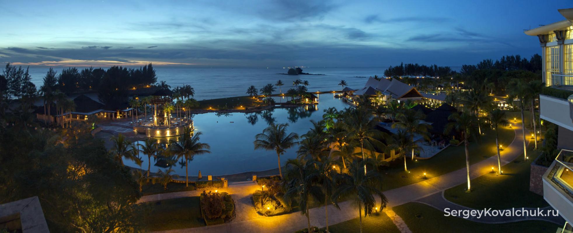 Бруней отдых